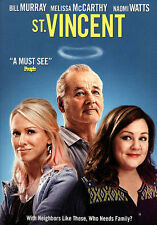 St. Vincent DVD BRAND NEW   FREE SHIPPING !!!!!!