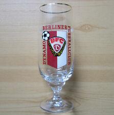 Bierglas BFC Berliner Fussballclub Dynamo DDR Meister 1979 Spielernamen Sammler