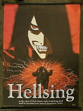 """Hellsing Wall Scroll Poster (31"""" x 43"""") 100% Official Authentic"""