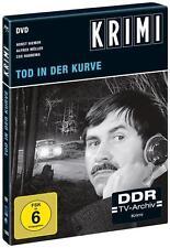 Tod in der Kurve - DDR TV-Archiv Horst Hiemer DVD Neu!