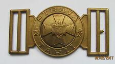 Romanian vintage Scout belt buckle