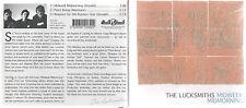 LUCKSMITHS - MIDWEEK MIDMORNING - OZ 3 TRK CD - TWEE - INDIE -