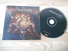 CD Metal Imperanon - Stained (10 Song) Promo NUCLEAR BLAST cb