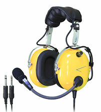 NEW C20Y COBRA PILOT AVIATION HEADSET WITH FREE HEADSET BAG!