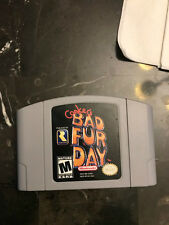 Conker's Bad Fur Day N64 Cartridge Only (near mint condition)
