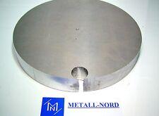 SONDERPOSTEN Aluminium Ø 294 x 40mm AW-5083 AlMg4,5Mn Alu Ronde Rund Scheibe