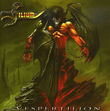 Ilium - Vespertilion CD 2007 Dungeon Lord Power Metal