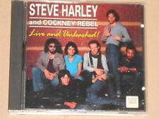 STEVE HARLEY & COCKNEY REBEL -Live & Unleashed!- CD