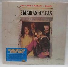 THE MAMAS AND THE PAPAS 2nd Album [Vinyl LP] Sealed 180 Gram MONO!