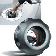 Easycap Schwarz Tankdeckel Tanken wie in der DTM und Formel 1 Schraubverschluss