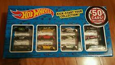 BRAND NEW NRFB Mattel Hot Wheels Cars Set 50 Pack Toy Collection Camaro Shelby