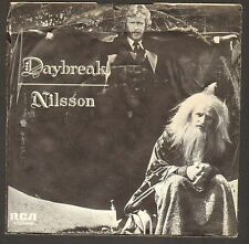 "Nilsson/ Ringo Starr ""Daybreak""  picture sleeve on RCA Records (1974)"