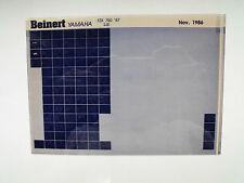 Yamaha FZX 750 Bj 1987 Microfilm Catalogo ricambi Pezzo di Listello