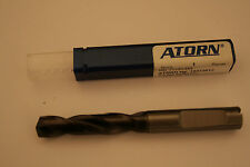 ATORN Solid Carbide Drills - 9.5mm dia. VHM-TIALN through coolant holes