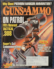 "Magazine GUNS & AMMO April 2004 !!! Browning BPS NWFT 20 ""Turkey 20"" GUN !!!"
