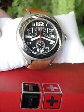 VINTAGE TISSOT CHRONOGRAPH ATOLLO SWISS WATCH NEW OLD STOCK TISSOT CRONOGRAFO