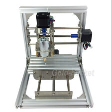 3 Axis CNC Mini Milling Engraving Machine DIY Carving Wood Picture Router Kit