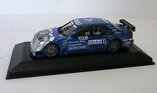 Pauls Model Art MiniChamps Mercedes-Benz C 180 1:43 Scale Die-cast Race Car Base