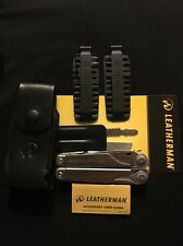 Leatherman Surge Multi-Tool, Stainless Steel with Leather Sheath & 42 Pc Bit Kit