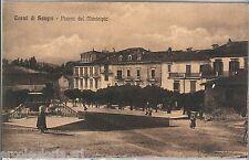 60513  - CARTOLINA d'Epoca - L'AQUILA provincia :  Castel di Sangro
