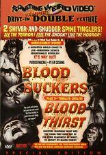 Blood Suckers/Blood Thirst (2008, DVD NEW)