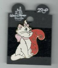 Marie from Aristocats Disney Cat original backer card Pin/Pins