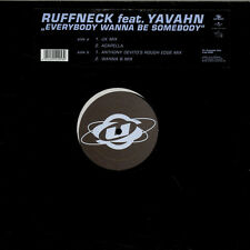 "Ruffneck - Everybody Wanna Be Somebody (Vinyl 12"" - 2002 - EU - Original)"