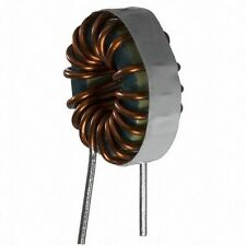 100 uH, 2.4 Amp, Vertical Toroid Inductor, 2112-V, Qty 2^