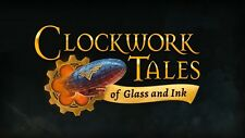 CLOCKWORK TALES: OF GLASS AND INK - Steam chiave key - Gioco PC Game - ROW