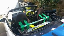 Mazda Mx5 Mk1 Mk2 And Mk2 Harness Bar - Roll Bar Miata Eunos roadster