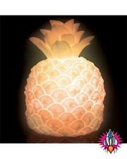 LARGE LED COLOUR CHANGING PINEAPPLE MOOD LIGHT TABLE LAMP