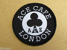 Ace Cafe London  - Embroidered Patch  Classic Motorcycle Memorabilia