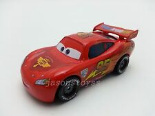 Mattel Disney Pixar Cars 2 Lightning McQueen Diecast Toy Car 1:55 Loose New