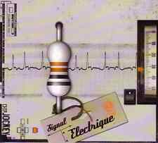 SIGNAL ELECTRIQUE - Chip Jockey 3 - CD  NEW - Techno Breakbeat Electro