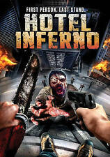 Hotel Inferno (DVD) More Gore than Hardcore Henry BRAND NEW SEALED