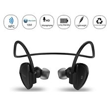 AWEI A840BL Original Bluetooth Smart Sport Headphones/Earphone With MIC