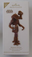 Hallmark 2012 Star Wars Momaw Nadon New Hope Special Edition Christmas Ornament