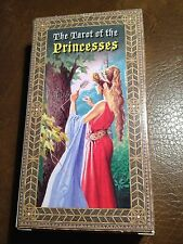 The Tarot of Princesses Lo Scarabeo 2009 Tarot LLEWELLYN Cards NEW SEALED OOP