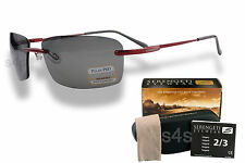 Serengeti Parma Titanium Sunglasses RED_POLARISED PHOTOCHROMIC PhD CPG 7448