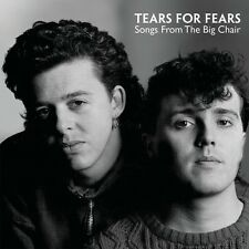 TEARS FOR FEARS - SONGS FROM THE BIG CHAIR (DELUXE EDT.) 2 CD NEU