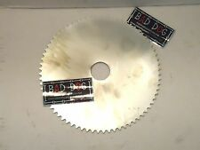 72 Tooth #35 Sprocket No Holes 1.375 Bore Mini Bikes Go KART FREE ship USA SELL