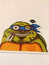 Pegatina/sticker/autocollant/ Glossy: Las Tortugas Ninja / Ninja Mutant Turtles