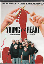 Young@Heart - You're Never Too Old To Rock (DVD, 2008, Widescreen)