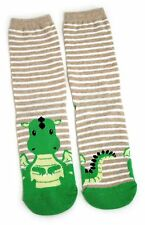LADIES DRAGON WINGED GREEN DINOSAUR SOCKS UK SIZE 4-8 EUR 37-42 USA 6-10
