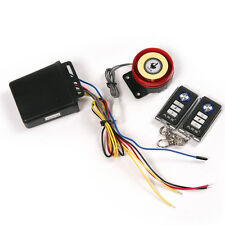 Car Auto Motorcycle Safety Security Sensor Speaker Alarm System Remote Control