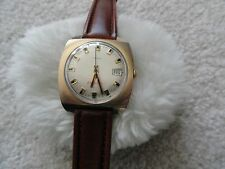 Vintage Timex Electronic Men's Watch - Calfskin Band