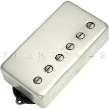 Suhr Guitars Pete Thorn Thornbucker Bridge 50mm Humbucker Pickup - RAW NICKEL