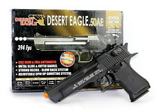 *Retail Display Black Palco Sports Desert Eagle CO2 Blowback Airsoft Pistol*