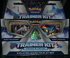 XY Trainer Kit Latias & Latios 2-Player Learn-To-Play Set Pokemon Trading Cards