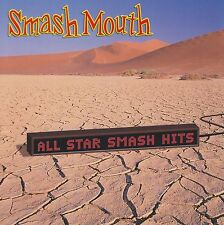 SMASH MOUTH - ALL STAR HITS CD ~ WALKIN' ON THE SUN ~ SMASHMOUTH 90's *NEW*